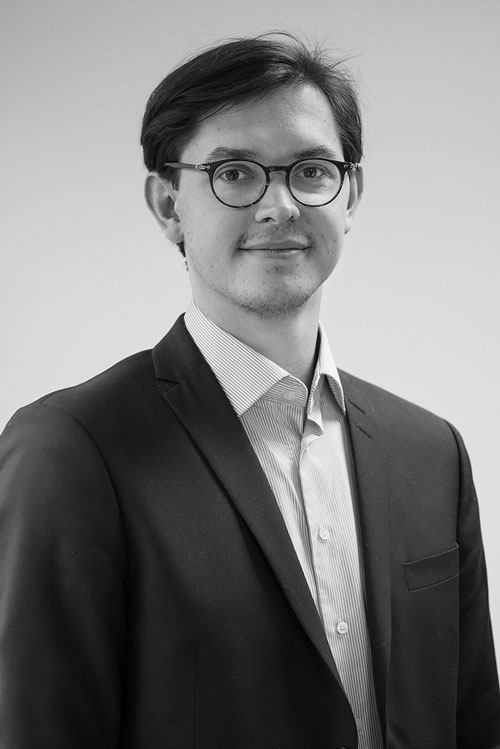 Portrait of Project manager and architect Jonathan Trapnes