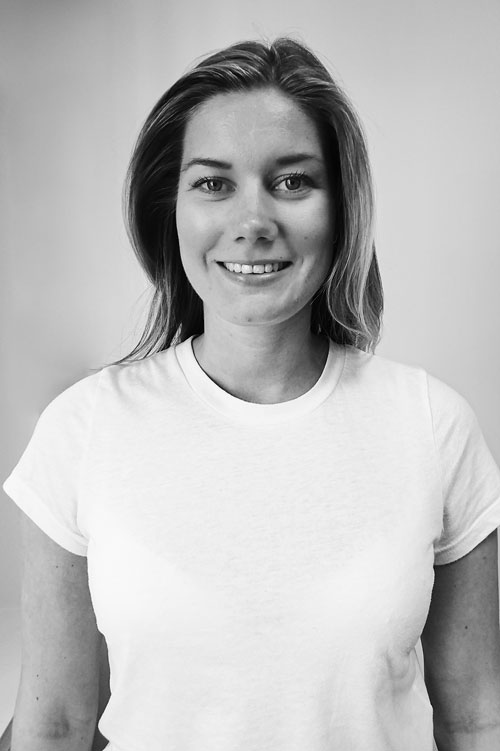 Portrait of Gture's project manager Rikke Nordbotten