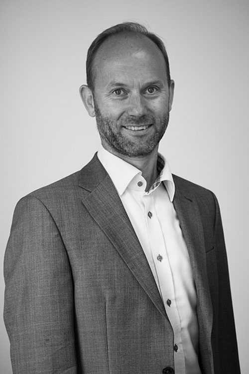 Portrait of CEO and Co-Founder Stein Erik Moe