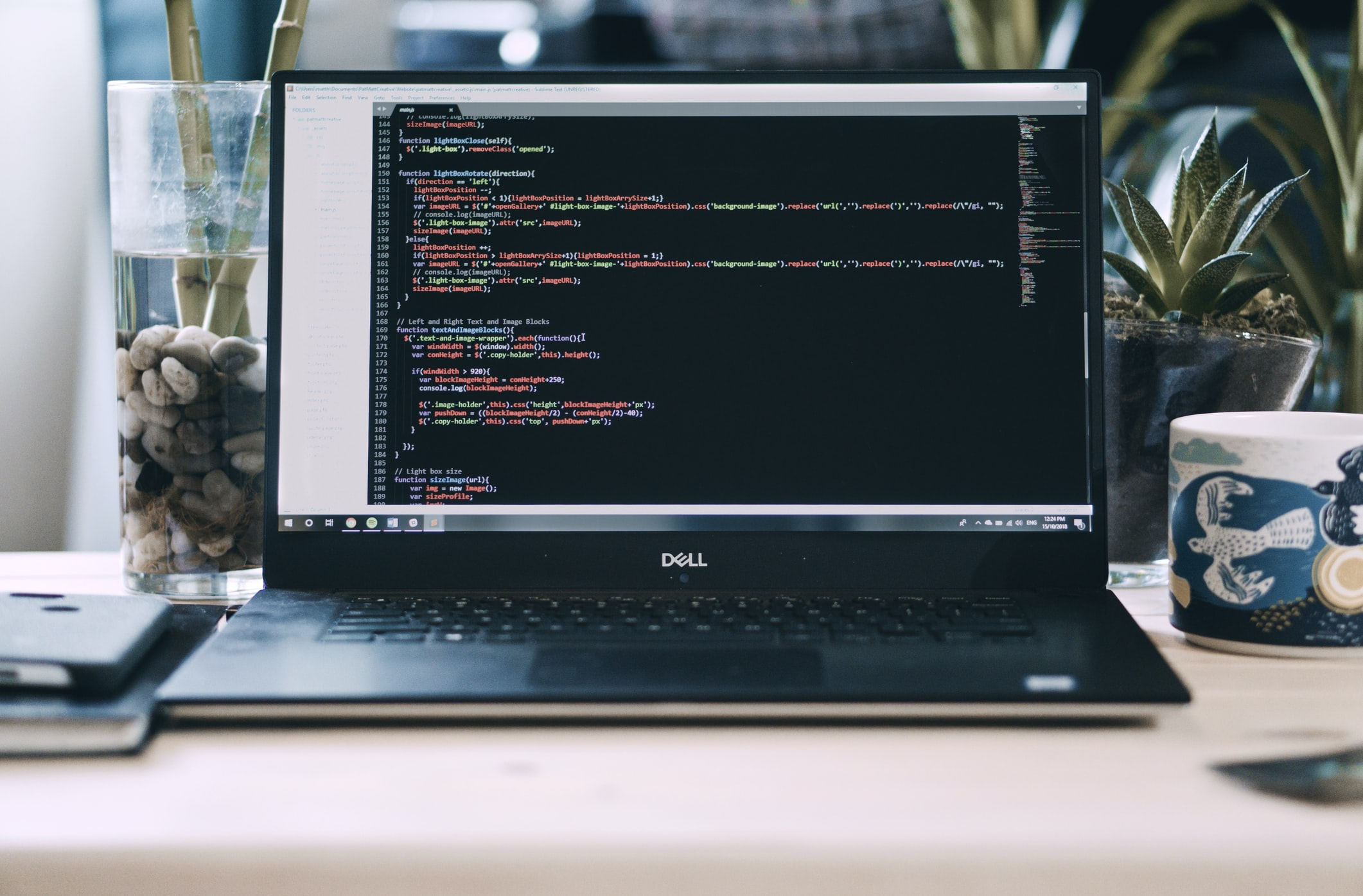 computer with low code coding